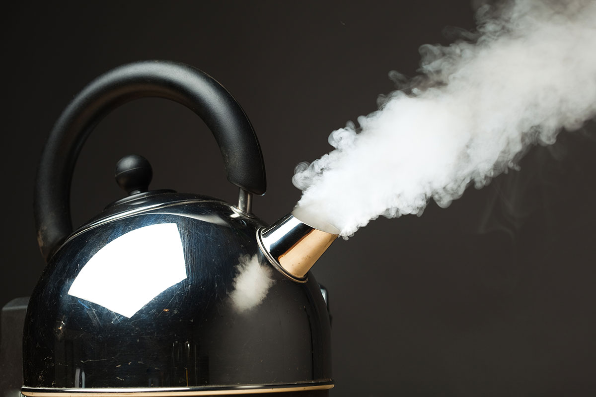 How To Make Water Vapor At Home